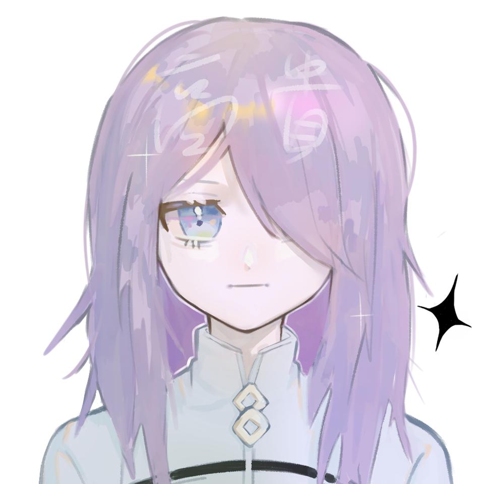 😳😳 Illust of 水無 girl medibangpaint