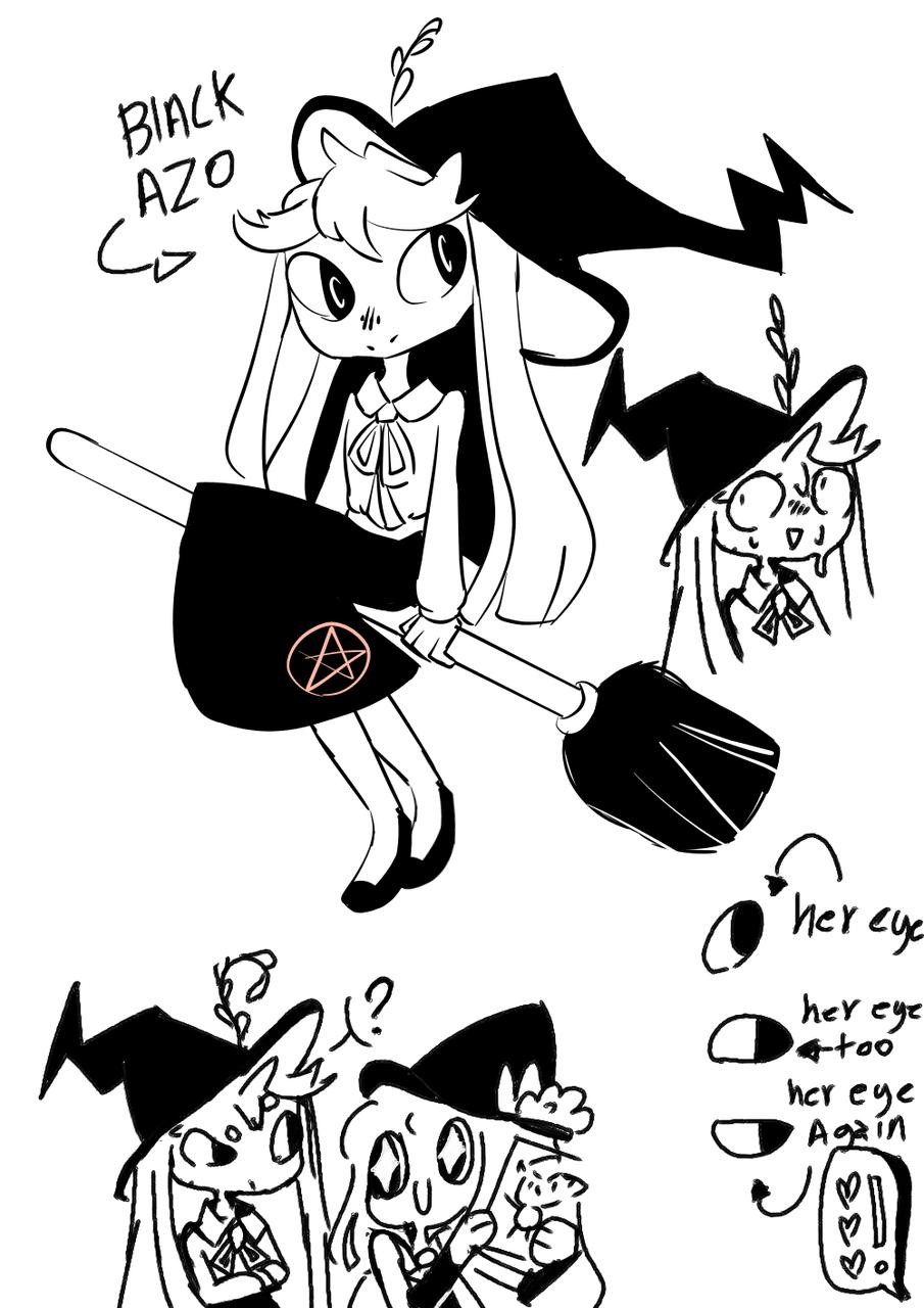 Black Azo