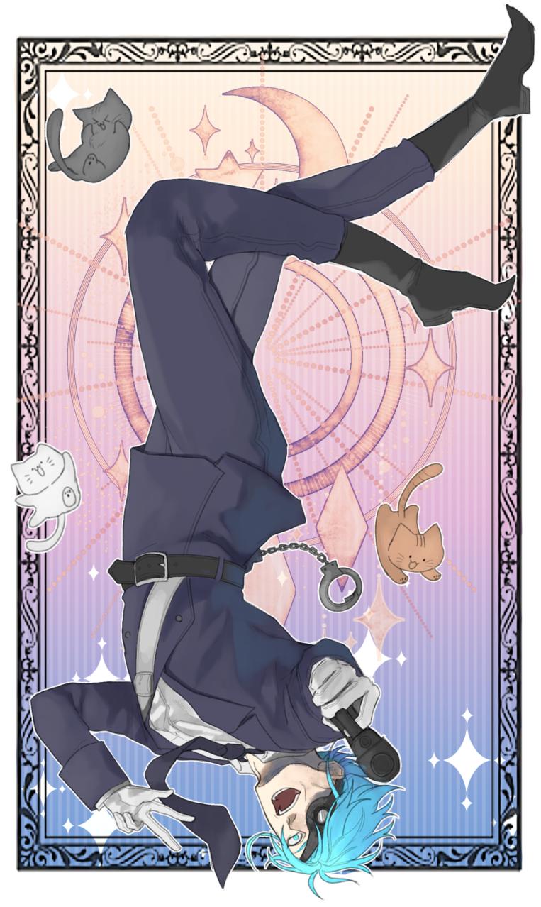 (*ΦωΦ*) Illust of アサギ かっこいい 一次創作 suit original