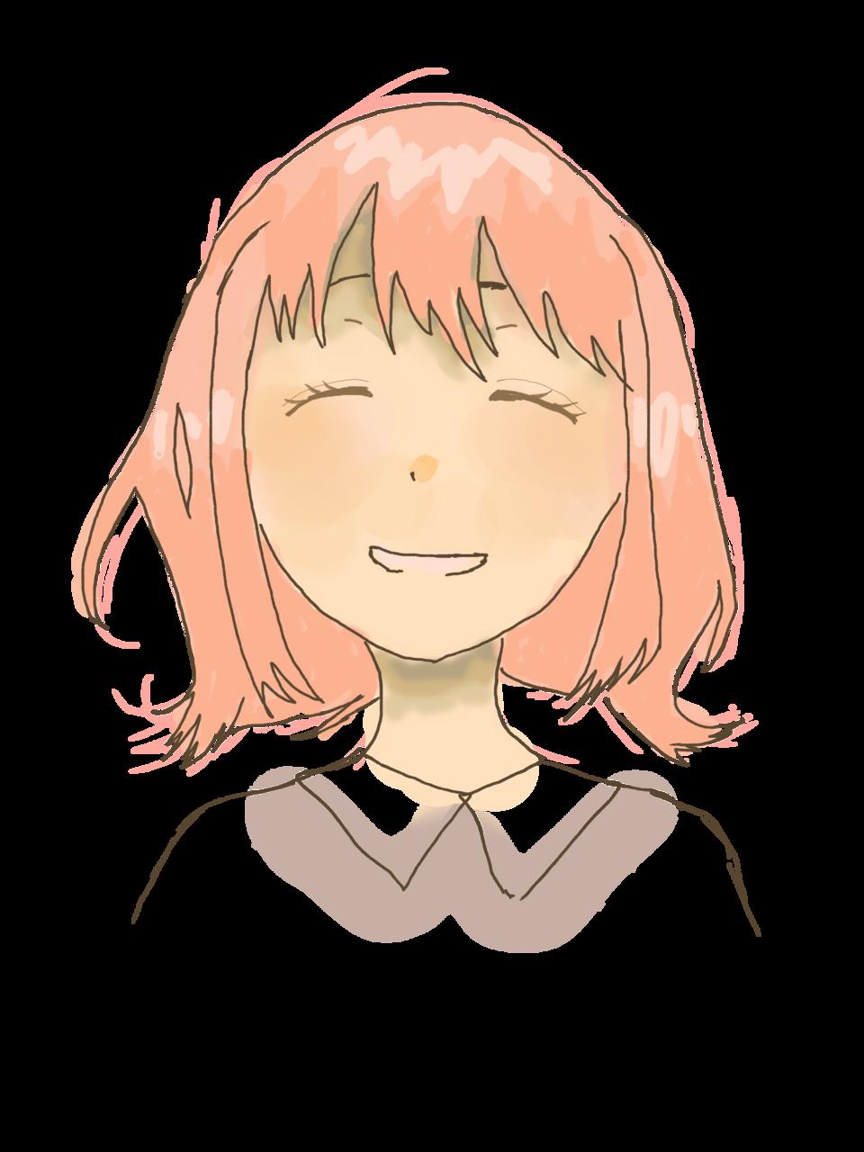 瀬戸口雛 Illust of ❦E❦ 下手 瀬戸口 painting 雛 digital illustration girl 瀬戸口雛 HoneyWorks ハニワ