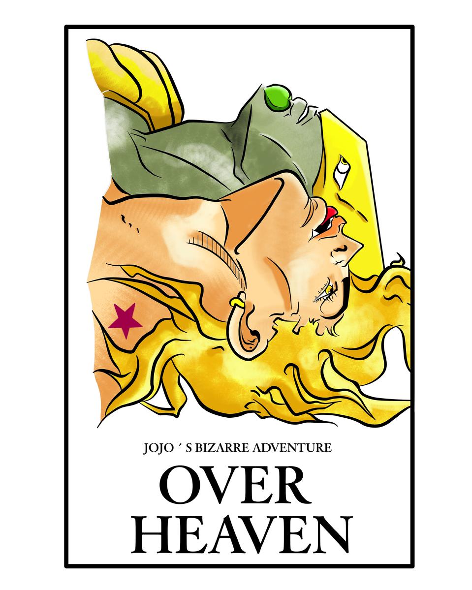 Jojo's Bizarre Adventure: OverHeaven (Cover)