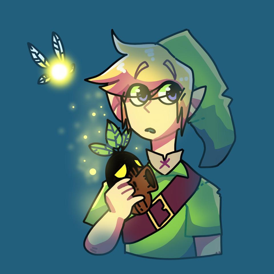 Link and Tatl