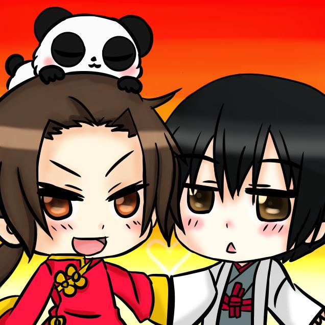 China x japan