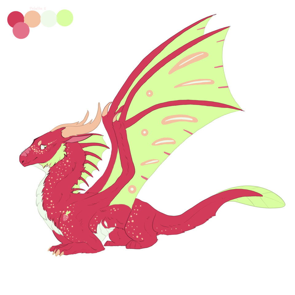Custom Adopt for dragon's purr