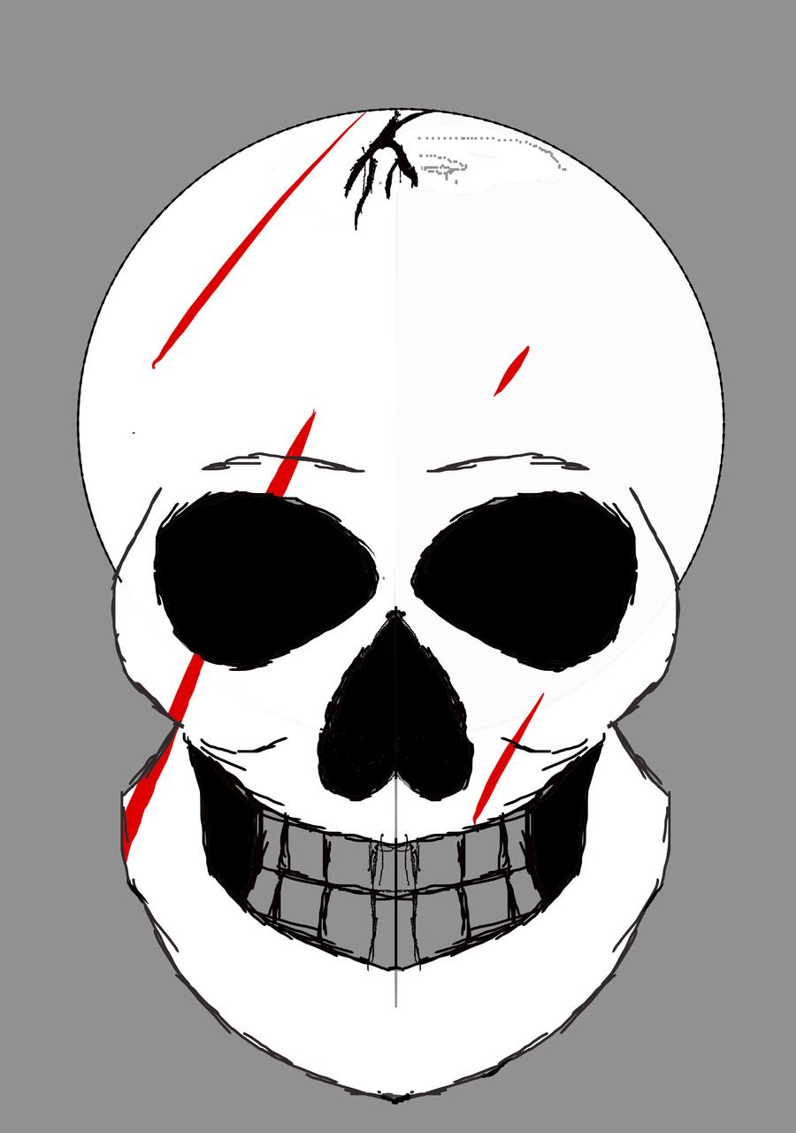 Mi Primer Dibujo Deathstars Illustrations Art