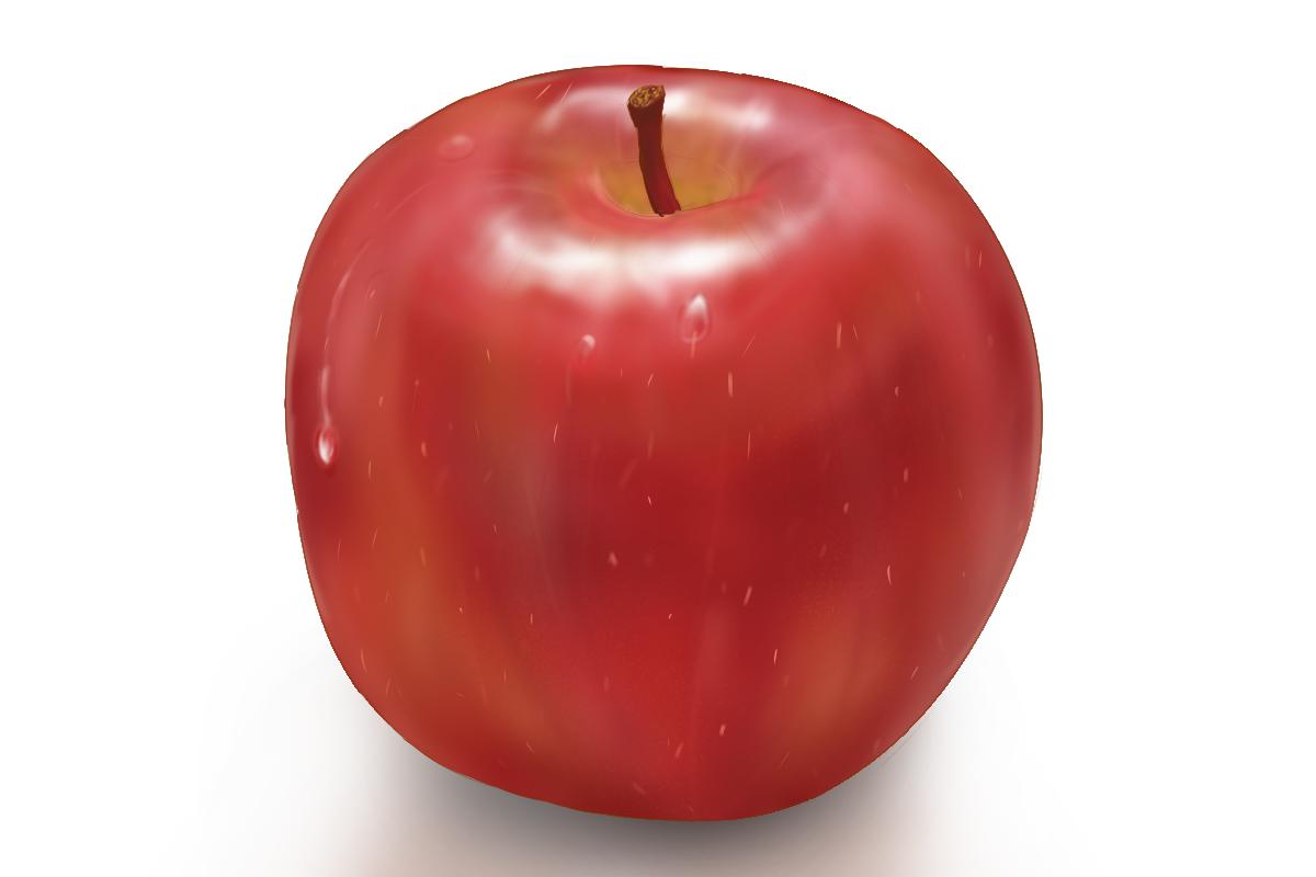 唐突にりんご