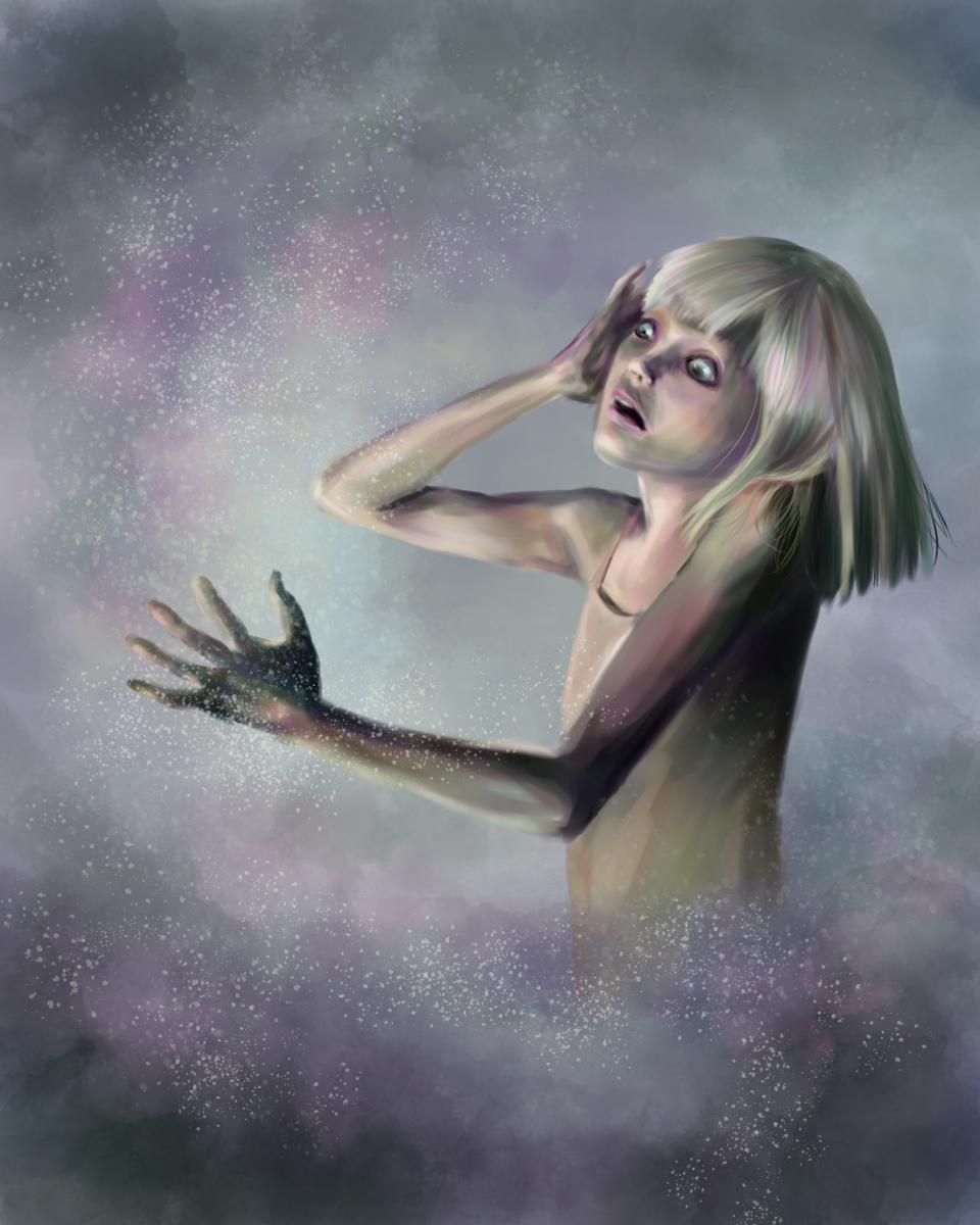 Sia Chandelier - メリー | Illustrations - ART street by MediBang