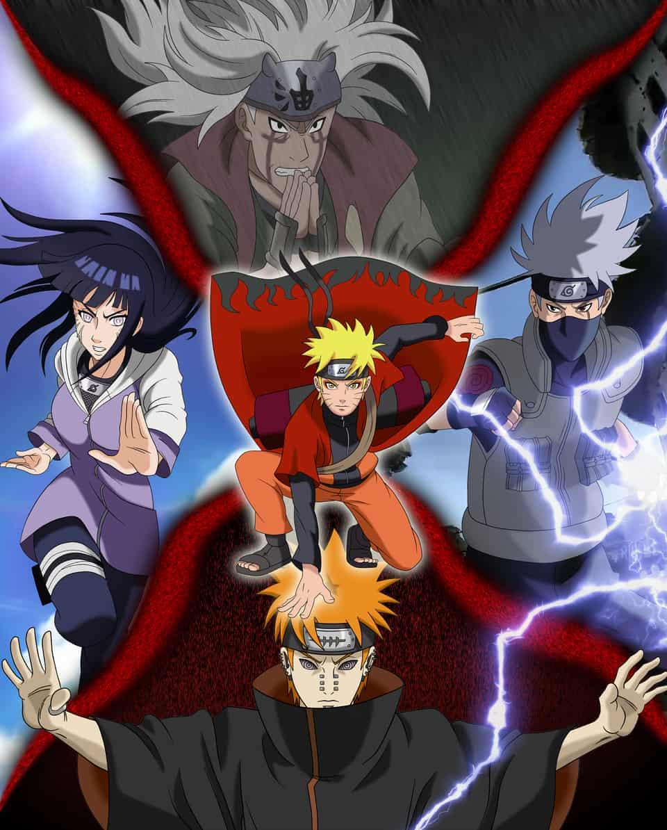 Naruto Shippuden - Pain Saga