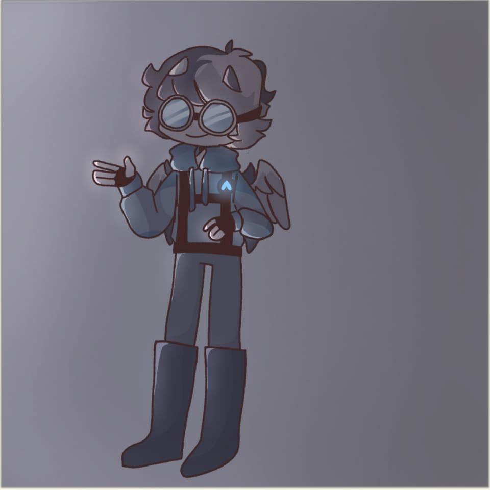 Lighting/shading w/ Rei :> Illust of Rainey Rei Lighting-shading
