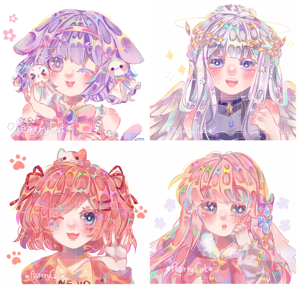 🌟Do not copy🌟 Illust of Pearry_Cat27 medibangpaint