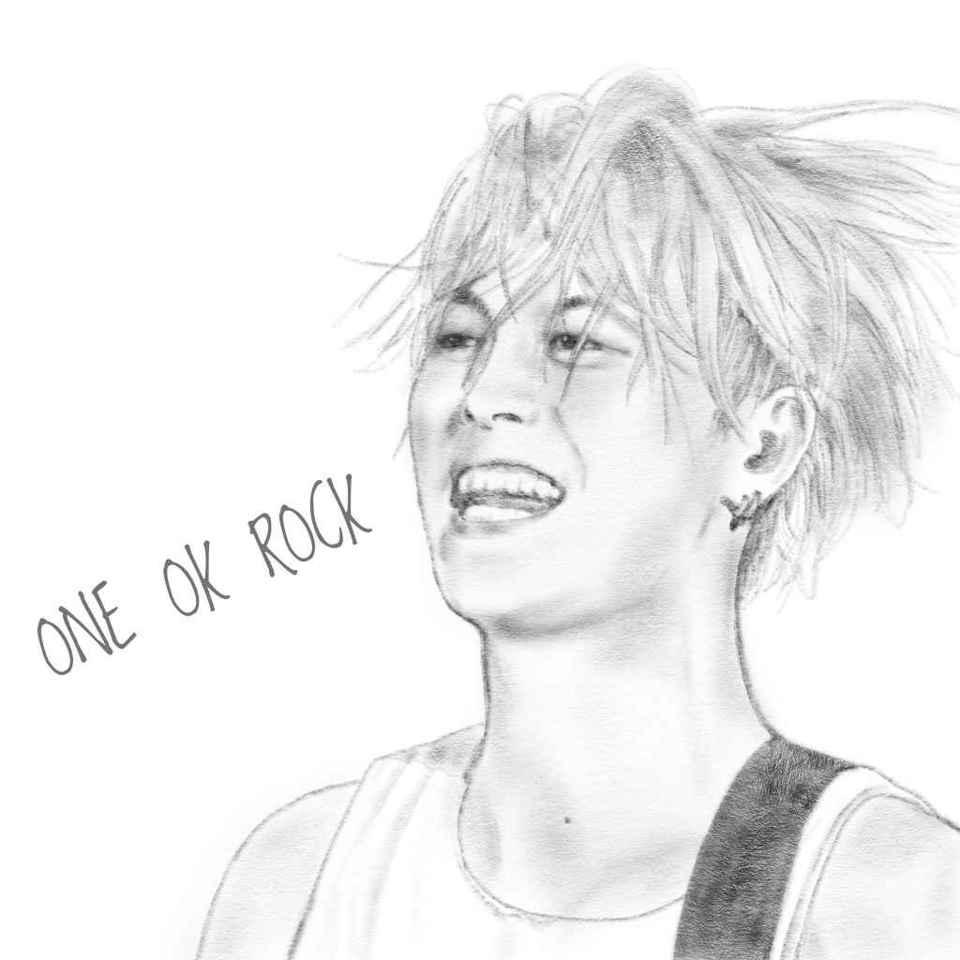 One Ok Rock ラムビー イラスト Art Street アートストリート