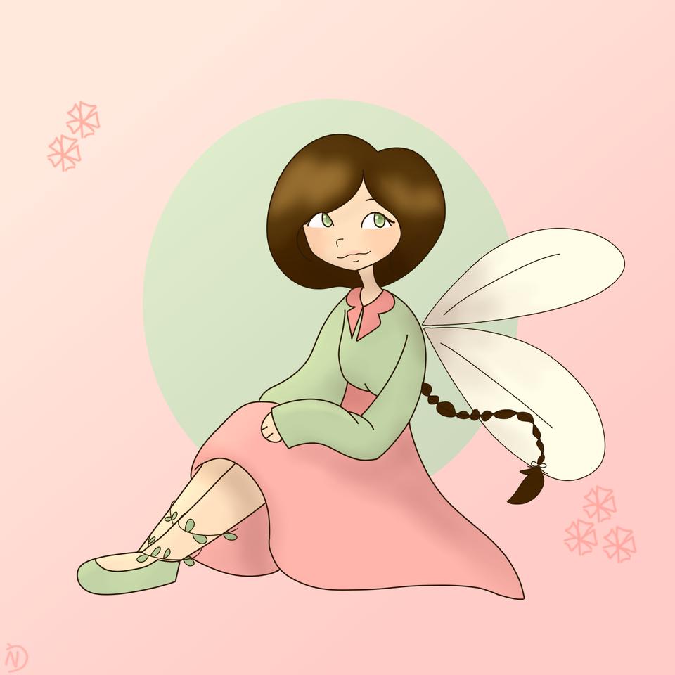 For littledidyaknow contest Illust of Namu :D