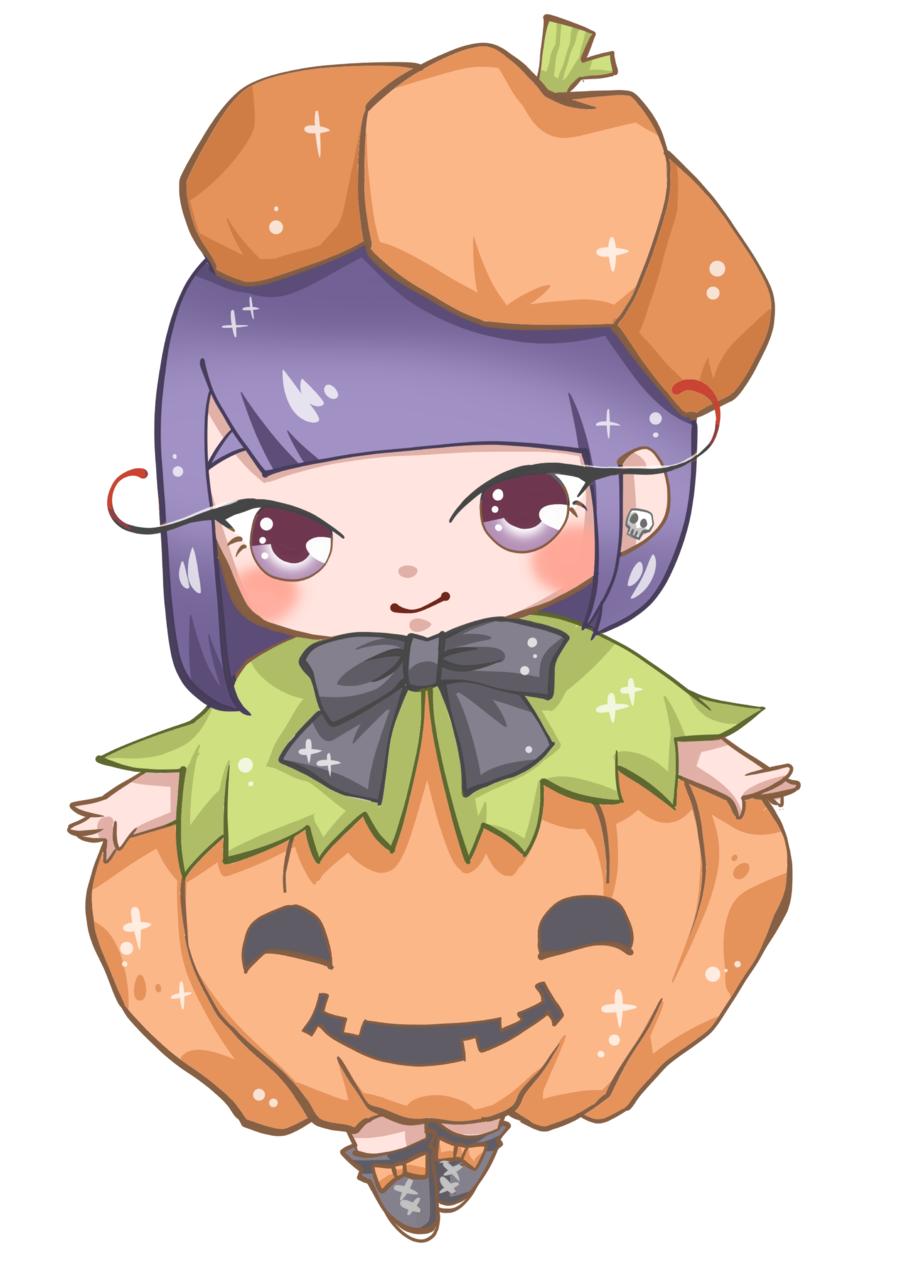 かぼちゃの妖精