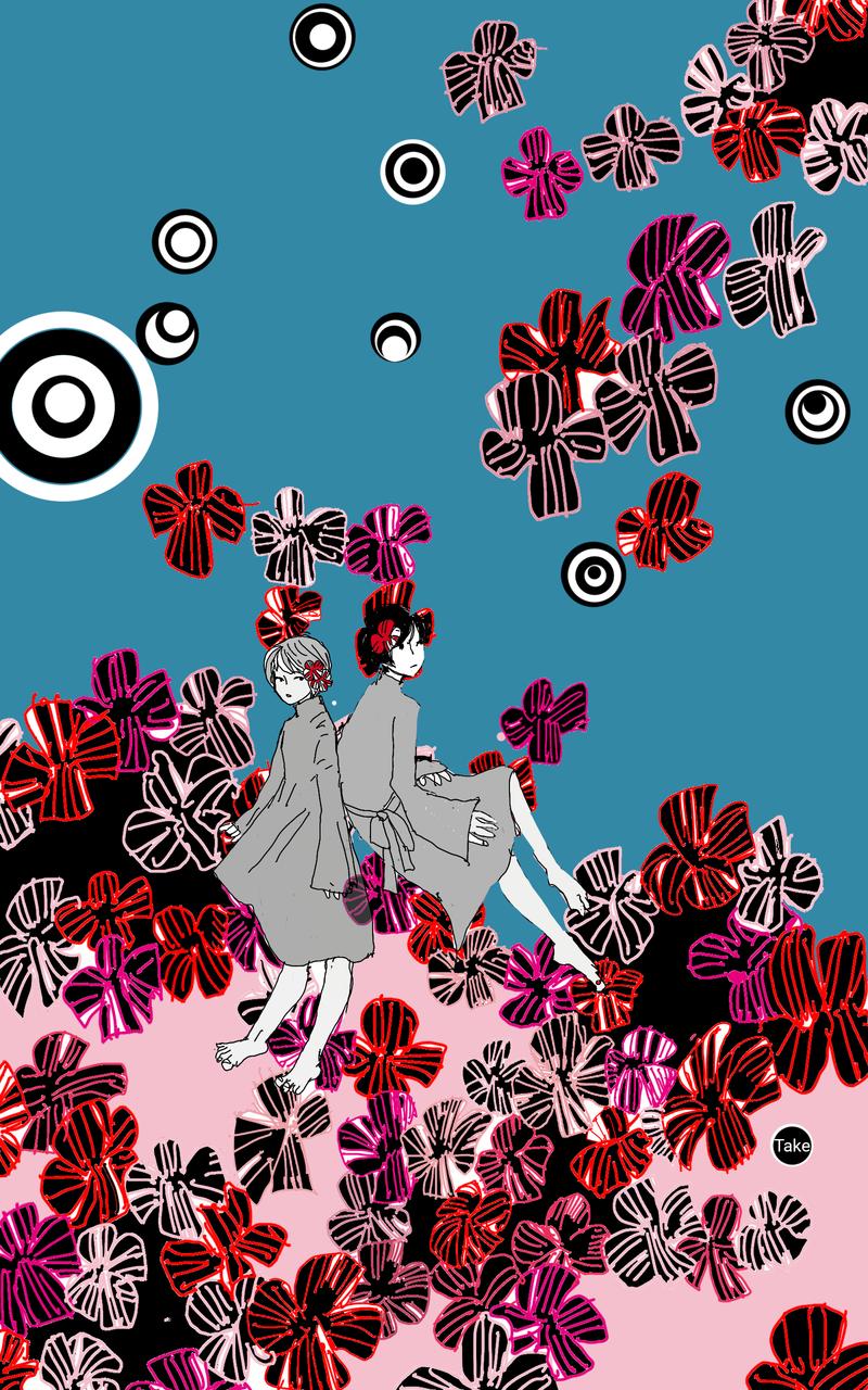 Illust of 竹ノコ medibangpaint girl