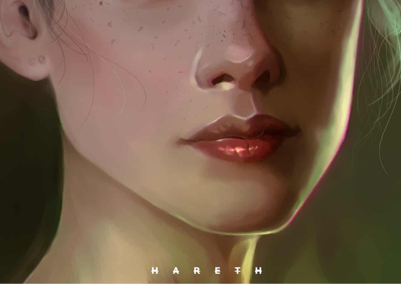Eranhir Illust of Hareth #studio digital #arteargentino #digitalpainting