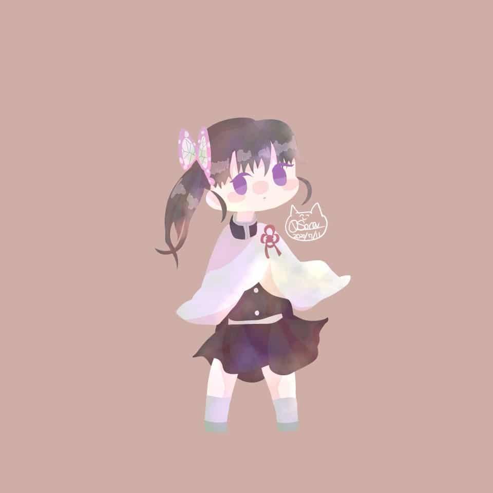 カナヲちゃん Illust of OSora KimetsunoYaiba TsuyuriKanao
