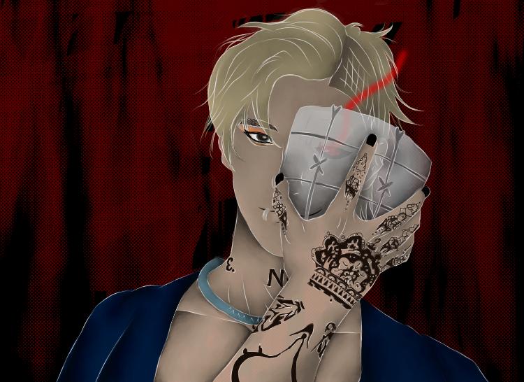 VIXX Leo x Uta Tokyo Ghoul