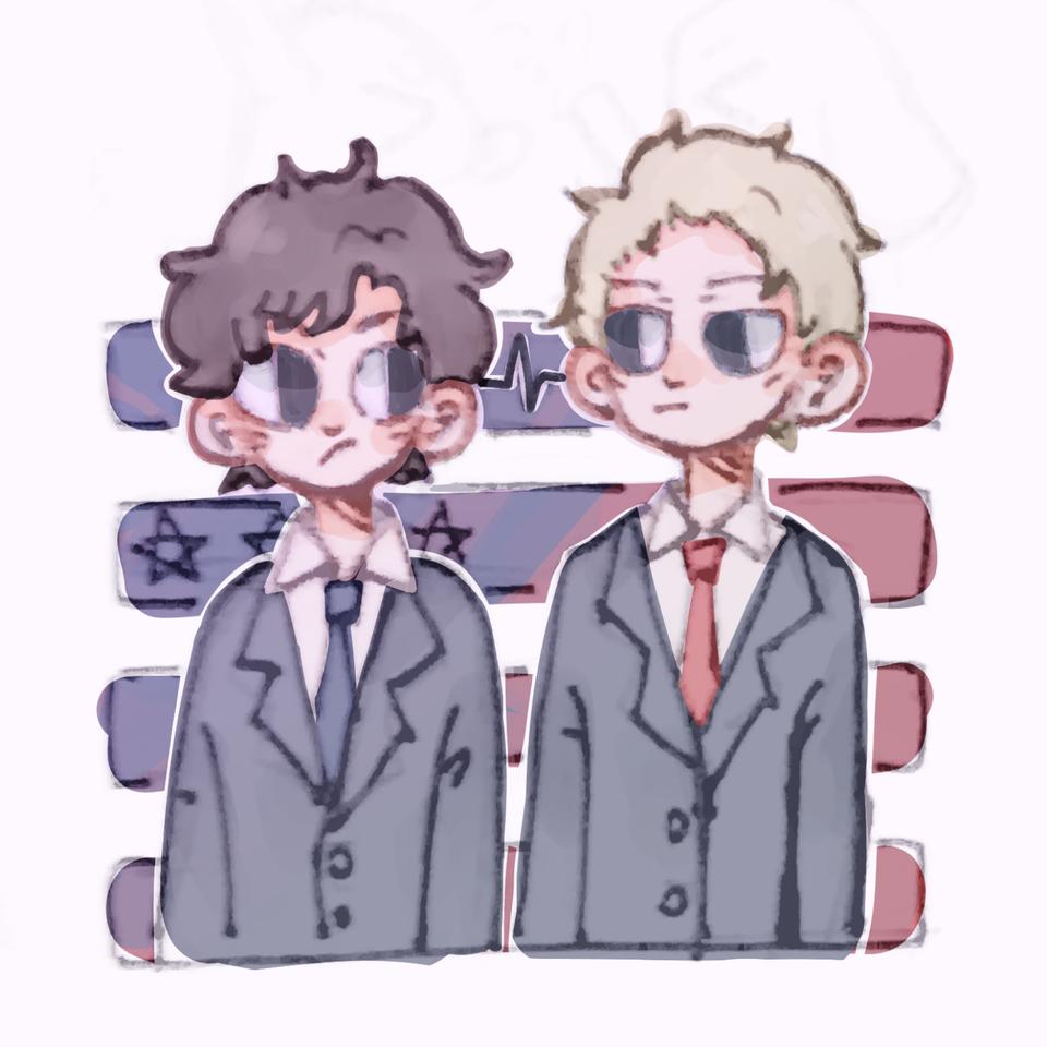 MATURE boys (not)