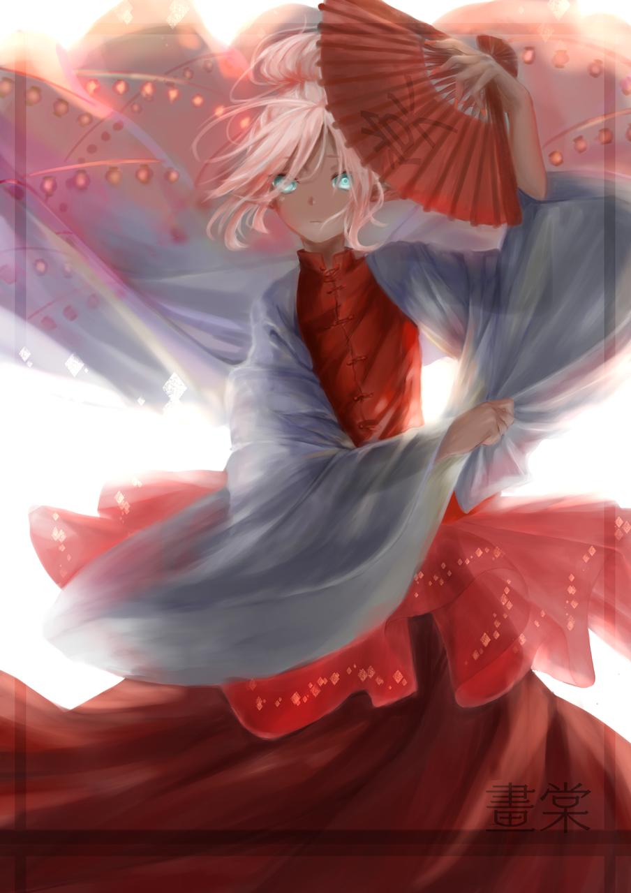 宴與紅 Illust of 畫棠 April.2020Contest:Color medibangpaint medibang
