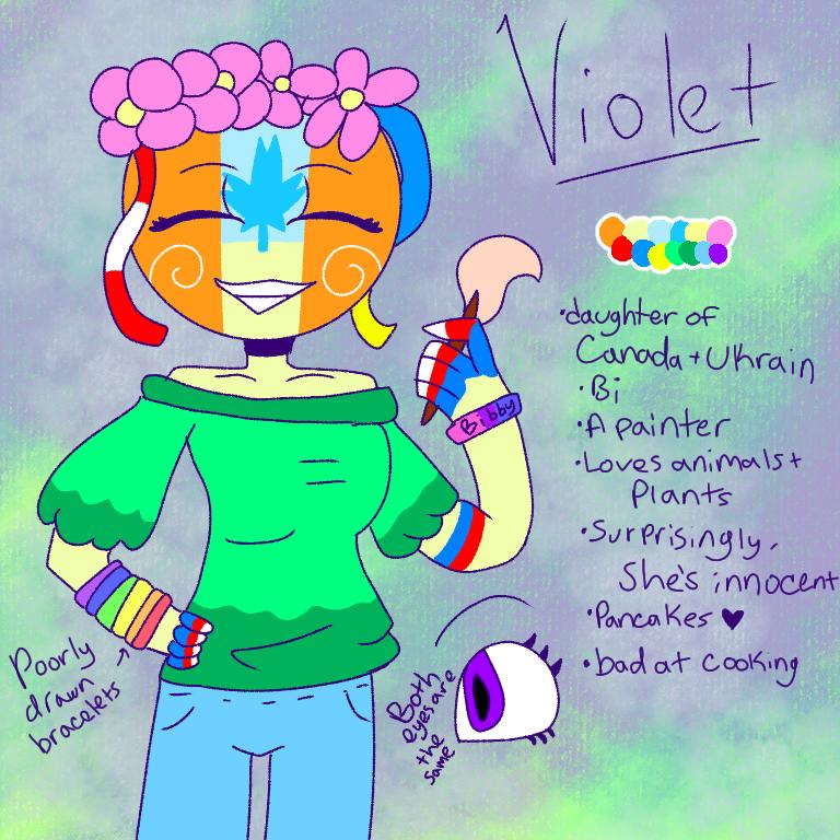 Violet Ref
