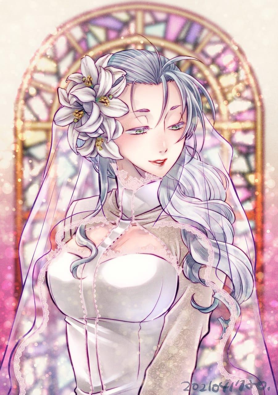 ミリーナ。 Illust of 青。 スレイヤーズ