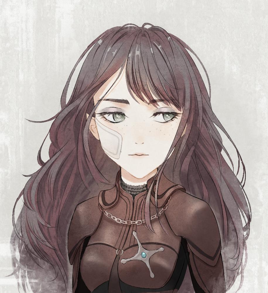 [EDITED] for Lylth Illust of Qairi girl