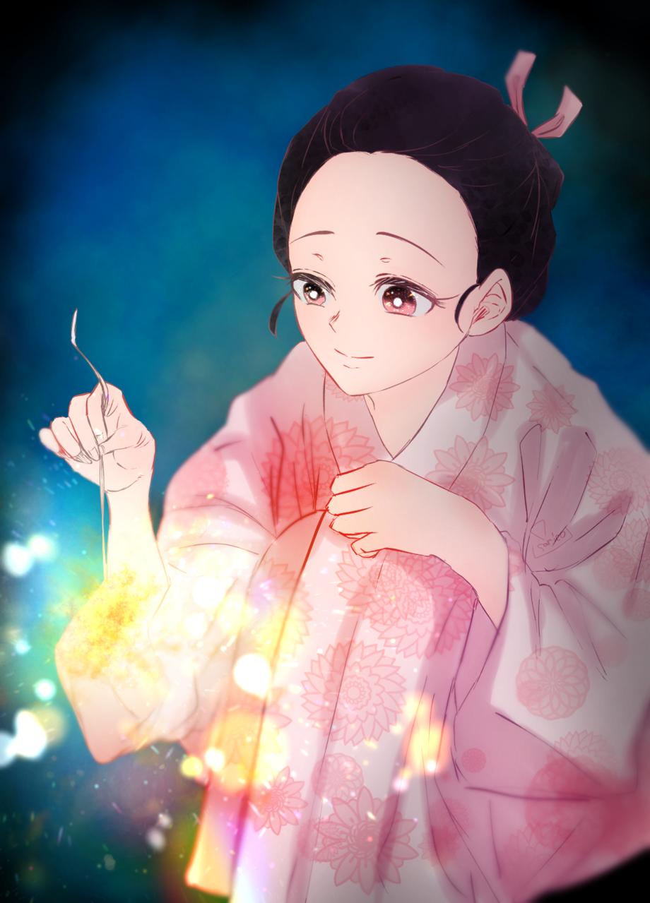 花火 Illust of 3 DemonSlayerFanartContest KimetsunoYaiba KamadoNezuko