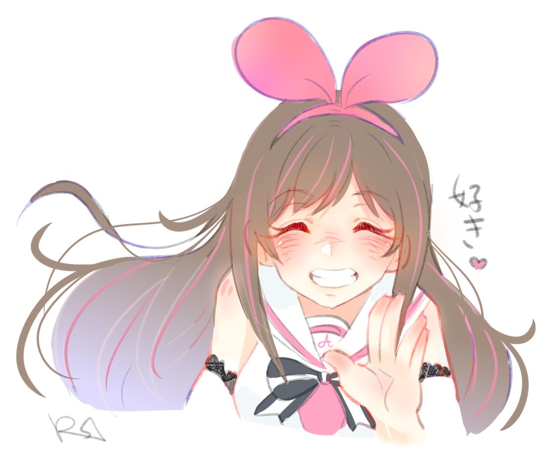 Illust of RSazu virtual_YouTuber KizunaAI 絆愛