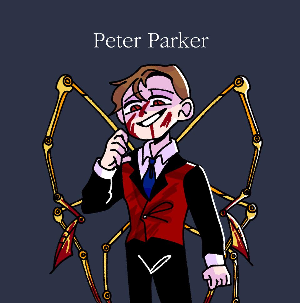 빌런 피터파커(유혈주의)