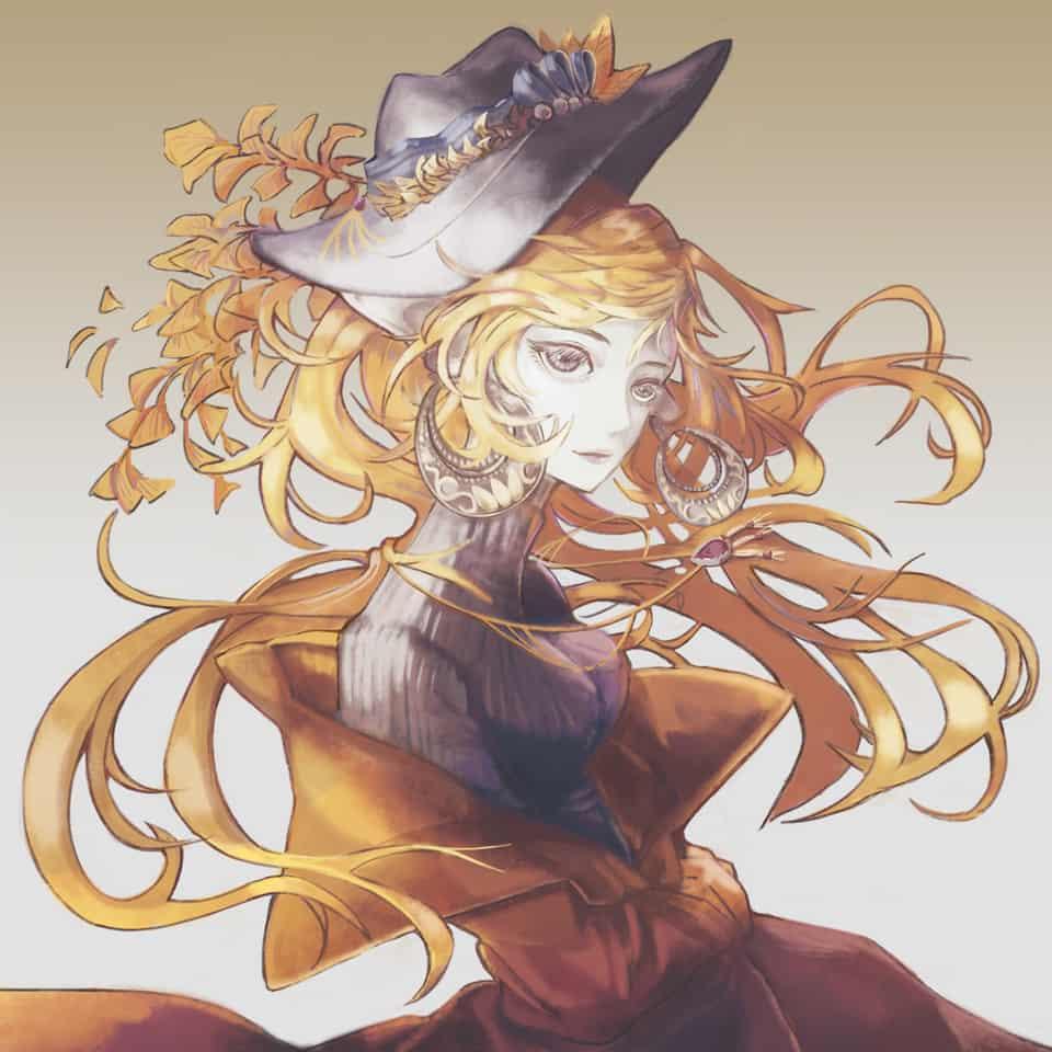 Autumn*✧⁺˚*✧⁺˚*✧⁺˚ Illust of Sago blonde girl 美しい original