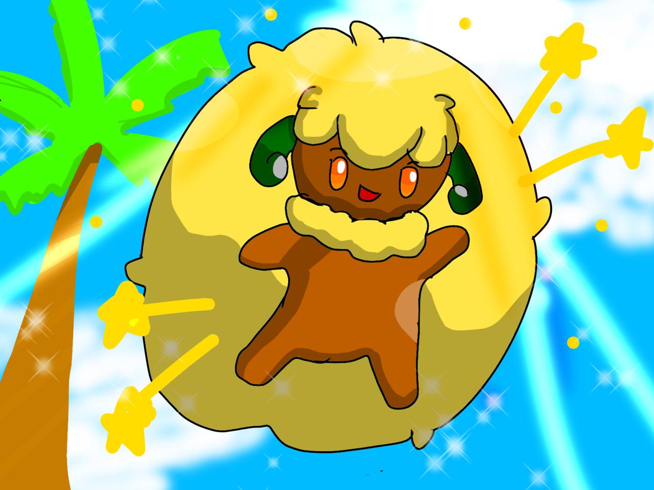 엘풍(Pokemon) Illust of ºDark_멜리♥ pokemon 멜리
