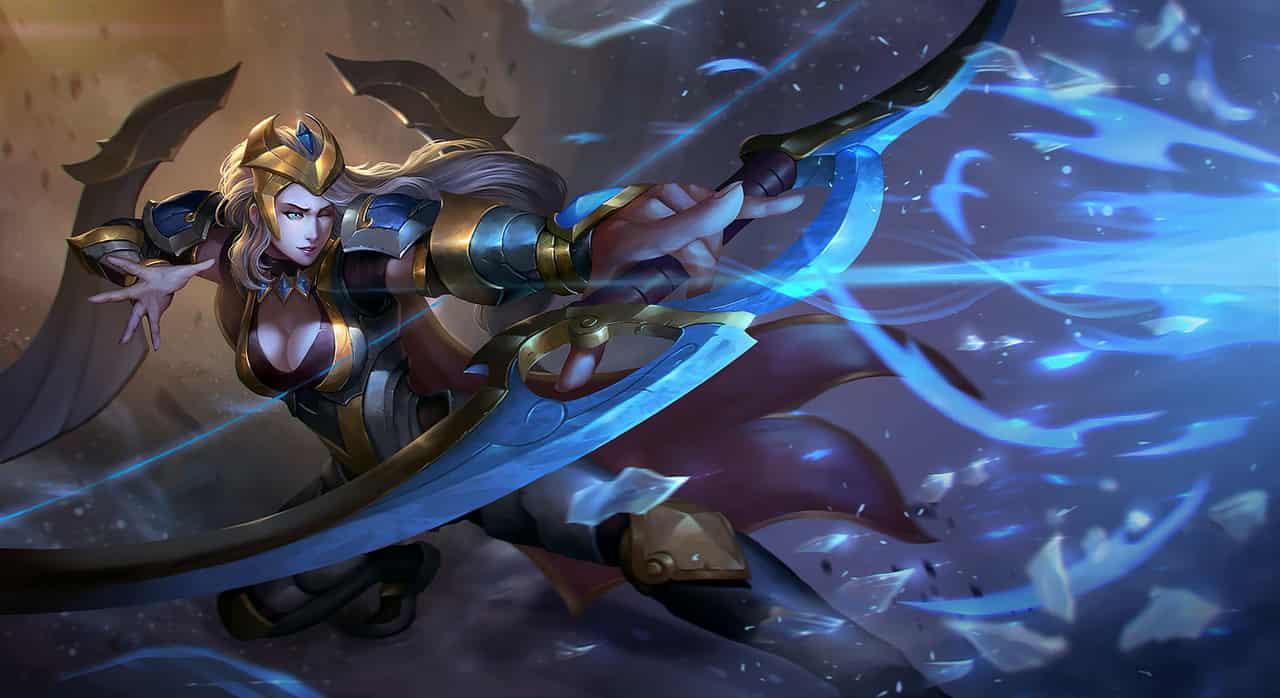 Ashe -League Of Legend-