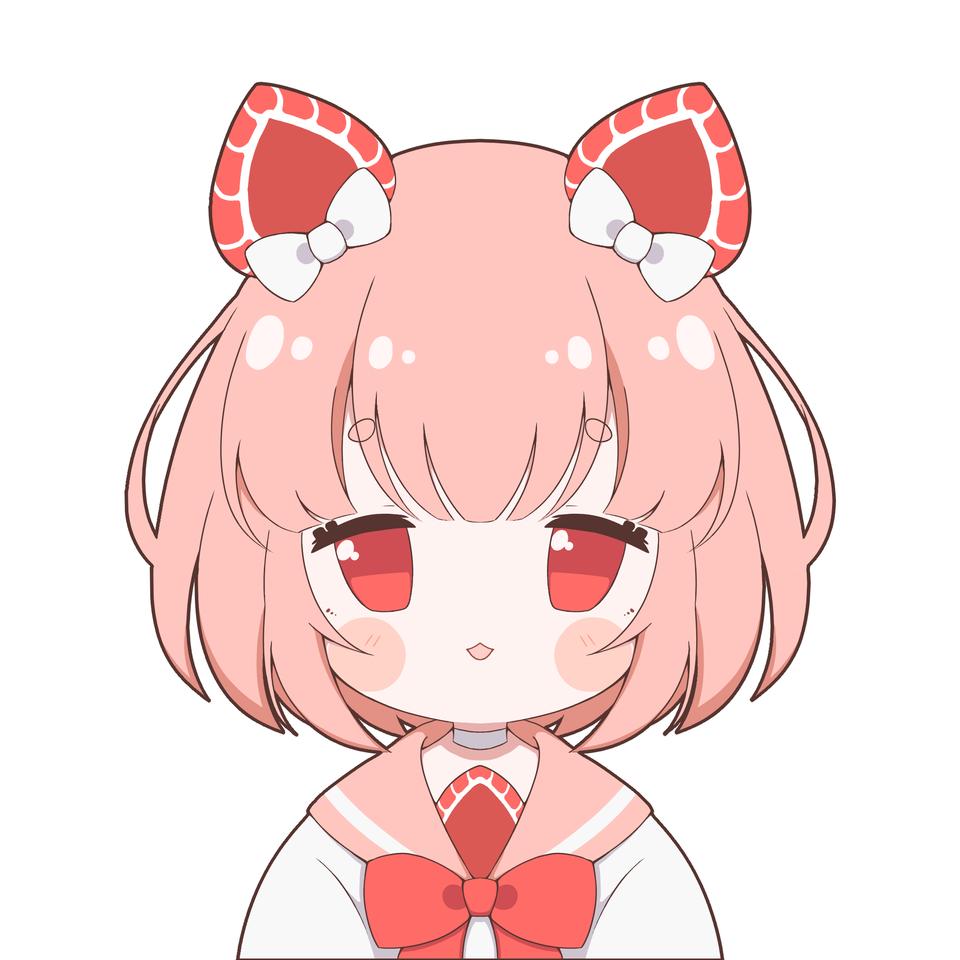 Profile Icon ! Illust of Chi freeprofilepic medibangpaint chibi girl anime icon