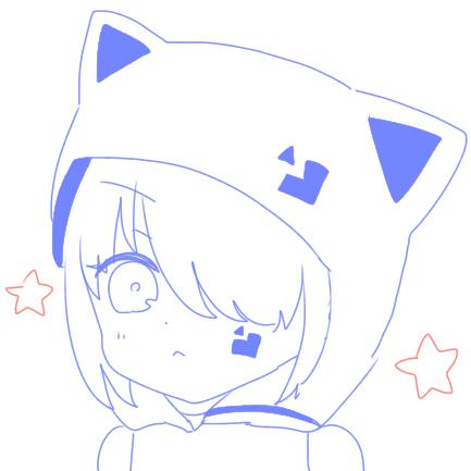 【夏休みフォロワー感謝祭#5】ゆきなるさん代理! Illust of Marfy cat_ears girl 夏休みフォロワー感謝祭 portrait request kawaii