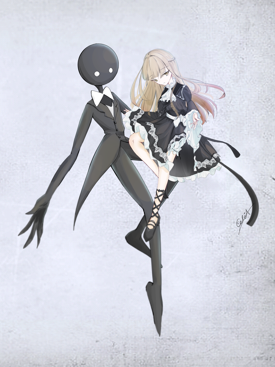 DEEMO × Alice