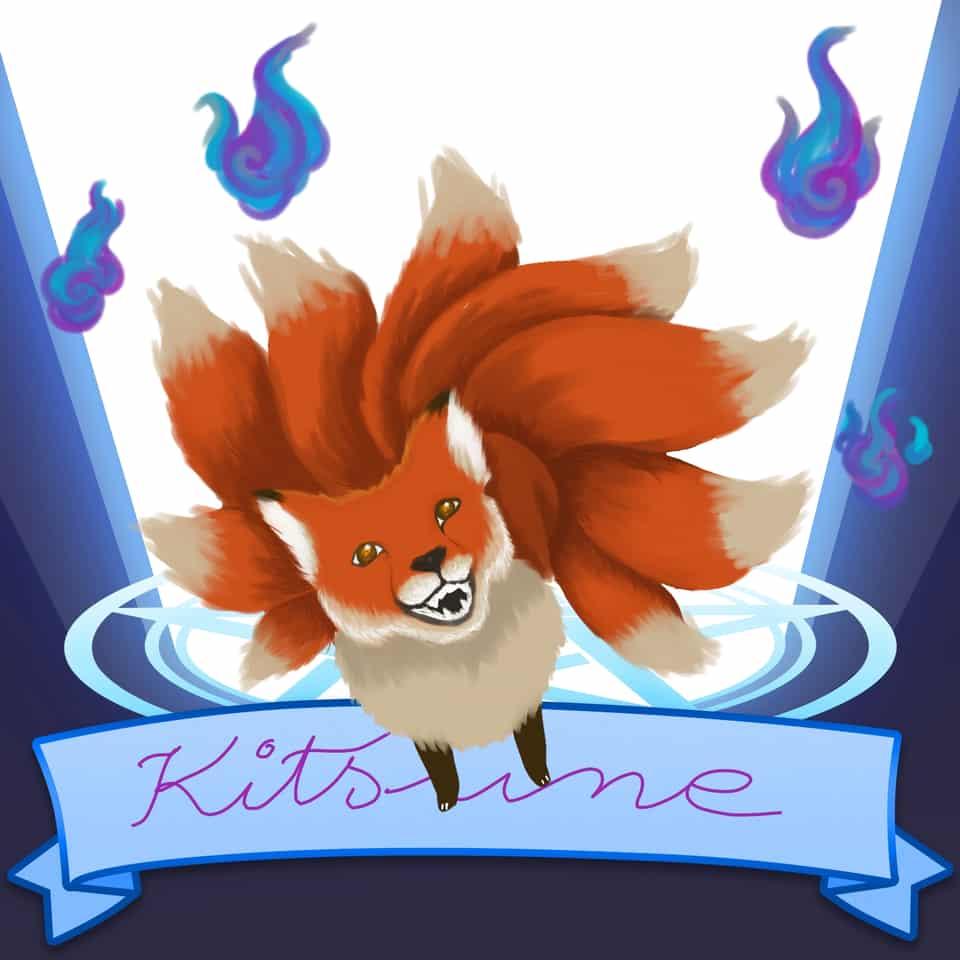 Kitsune Illust of RoniJake