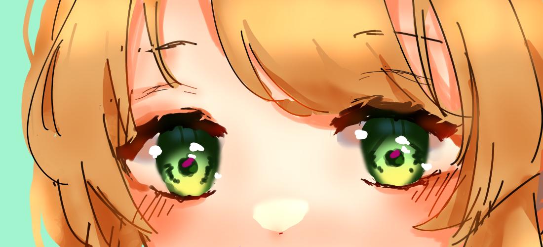 eyes Illust of meep medibangpaint