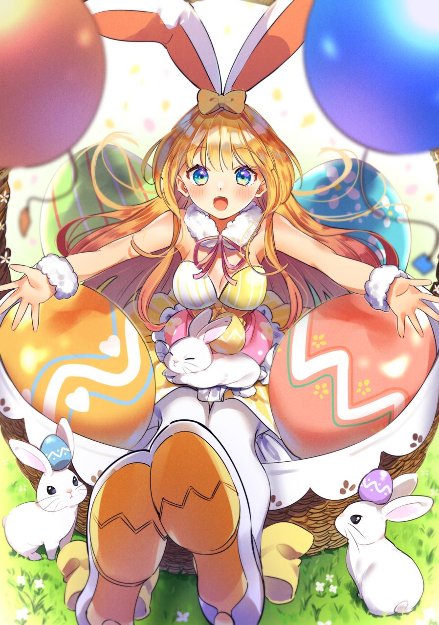 ハッピーイースター! Illust of 熊野だいごろう March.2020Contest:Easter