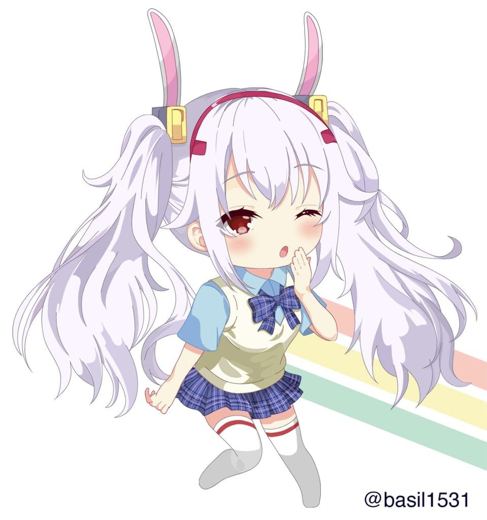 ラフィー Illust of 柚月バジル ラフィー fanfic AzurLane