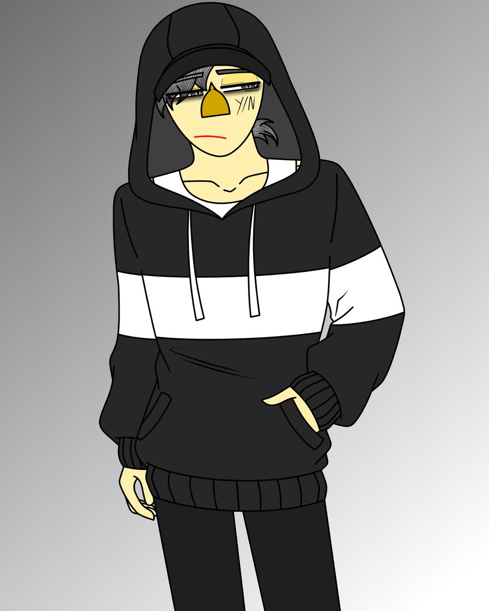 Y/N cosplay ! Illust of ฿₳ⱠĐł ฿₳ⱠĐł₥ØⱤɆ medibangpaint Yourboyfriendgame