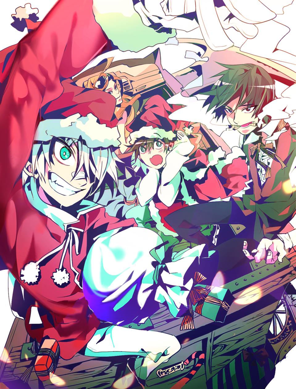 魔法クリスマス! Illust of (team) dec.2019Contest