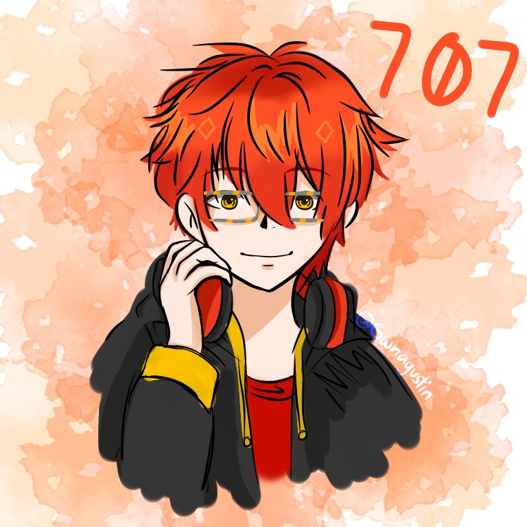 707 from mystic messenger