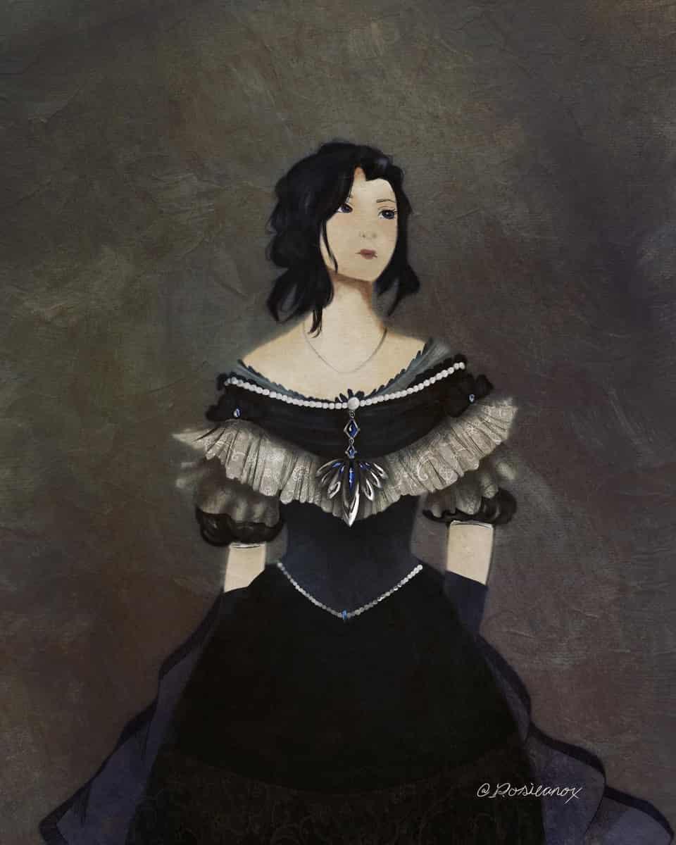 1840s Lady