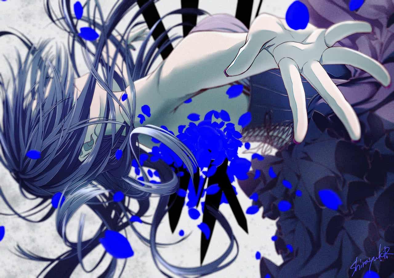 最期 Illust of 白雪R January2021_Contest:OC girl original