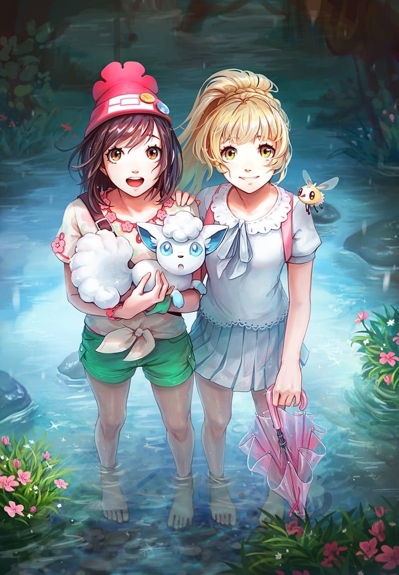 雨上がり Illust of Towa pokemon