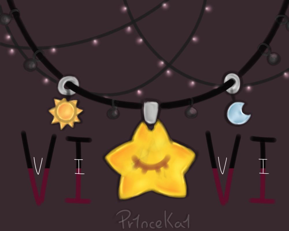 "The gift | ""Vivi"" BS fic Illust of •Pr1nceKa1• medibangpaint angst fanfic Pr1nceKa1 sandy hurtandcomfort brawlstars"