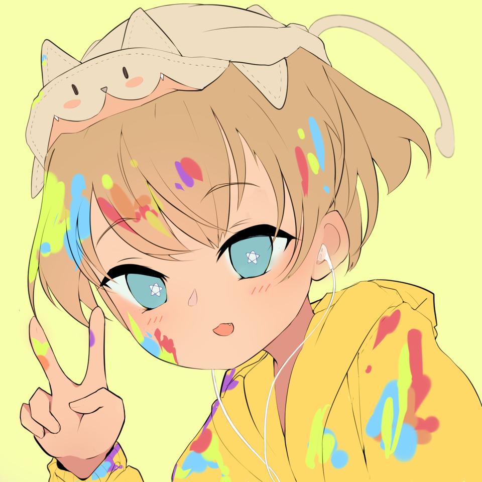 [Free Profile Pic] Illust of AnaQ [Yuko] cute anime freeprofilepic original