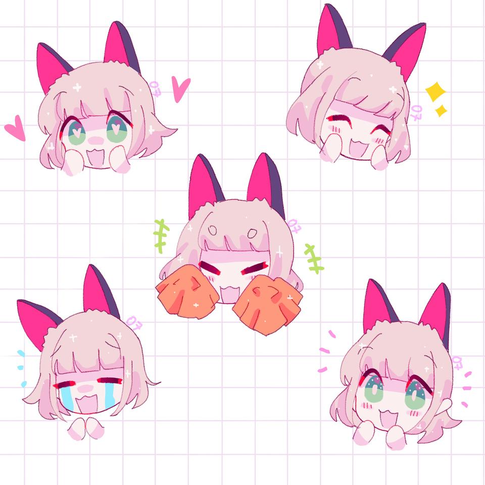 Meimi chan icon redraw  Illust of pErSon medibangpaint メィミちゃん