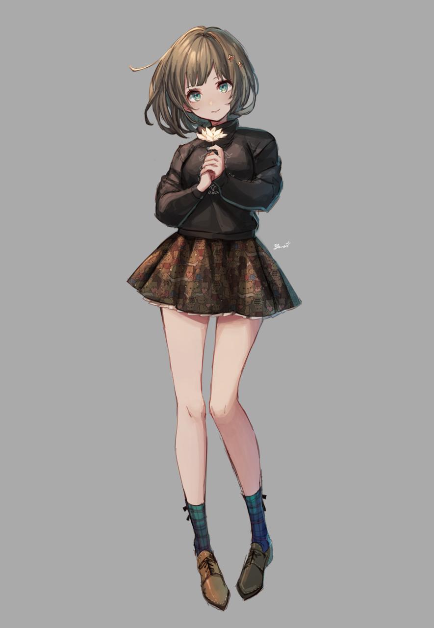 女の子 Illust of yu-ri Crying original kawaii