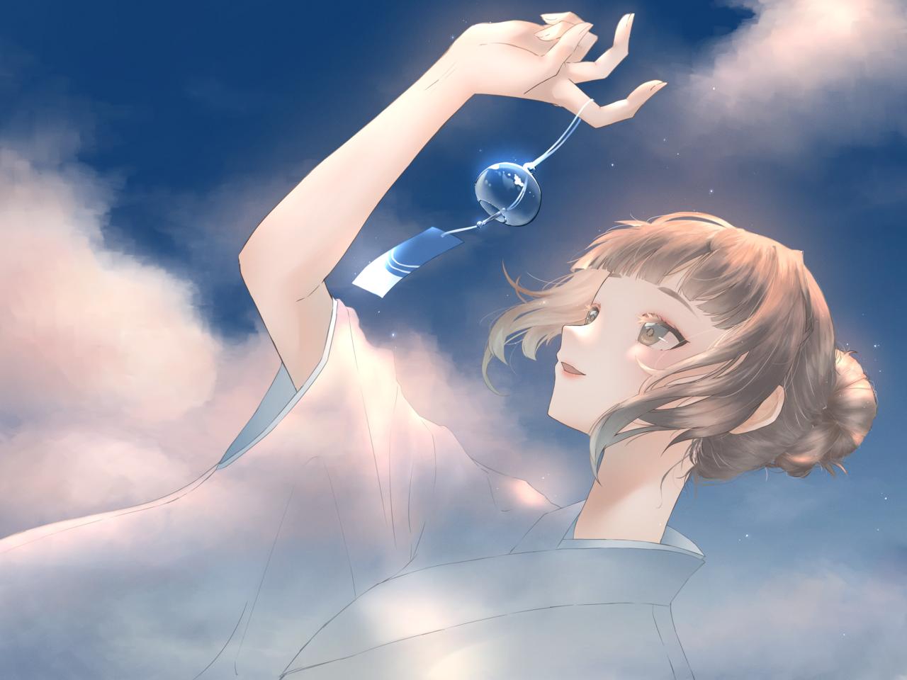 夏 Illust of 吳禹慧 Kyoto_Award2020_illustration